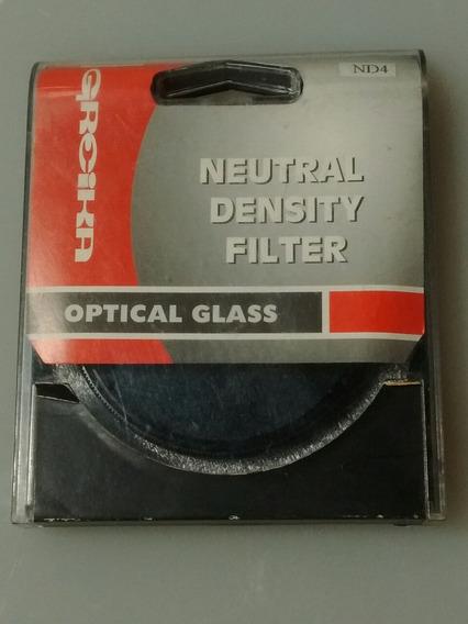 Filtro Nd-4 67mm Greika