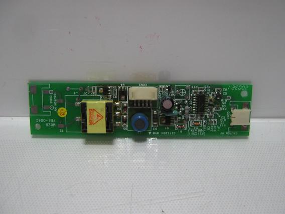 Placa Inverter M026 Fbi-004c Monitor A-tech