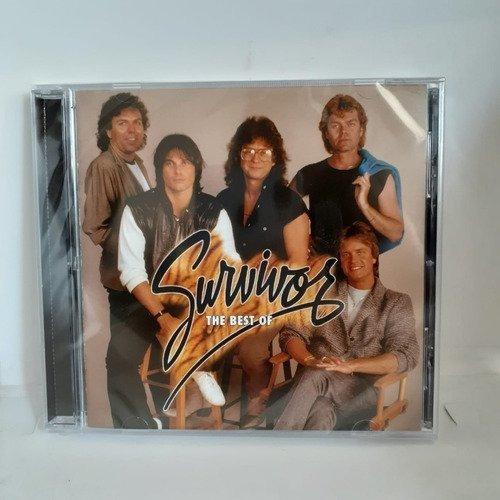 Survivor The Best Of Survivor Cd Nuevo Musicovinyl