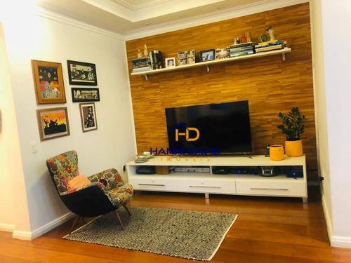 Imagem 1 de 23 de Excelente Apartamento De 128 M²  No Coração Do Bairro Chácara Klabin !!!!! Ótimo Custo X Benefício !!!!  Confira !!!! - Ap3463