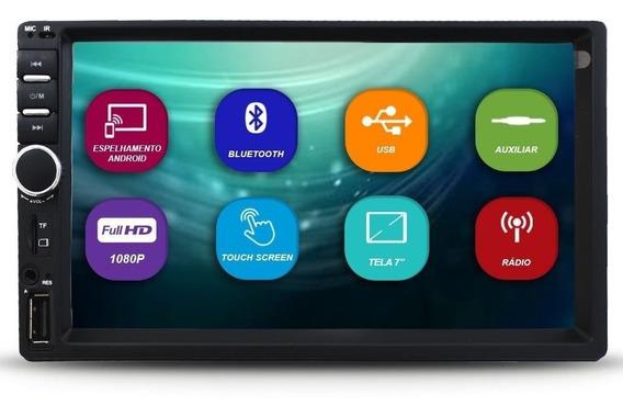 Mp5 Automotivo 2 Din 7.0 Bluetooth Kit Fusca 70 71 72 73 74