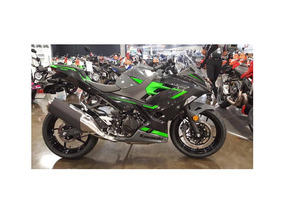 Kawasaki Ninja 400 Abs Verde Whatsapp +971525487519