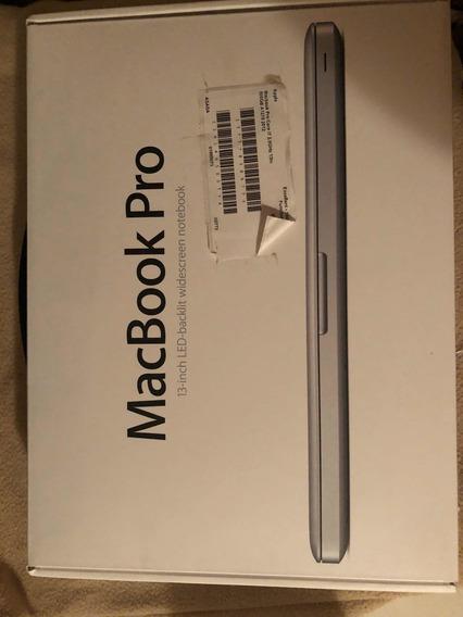 Macbook Pro I7 Año 2012 Como Nueva.