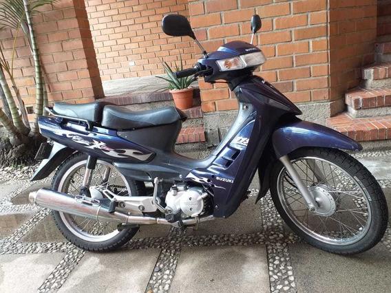 Suzuki Viva 115 - Excelente Estado
