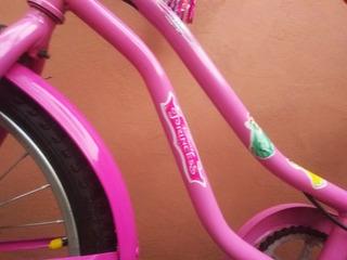 Bici Niña Princesa Disney R20 Premium Oferta Garantia Envio