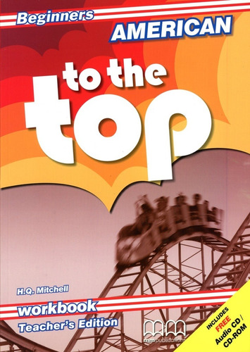 American To The Top - Beginners - Tch's Wbk W/cd - Mitchell