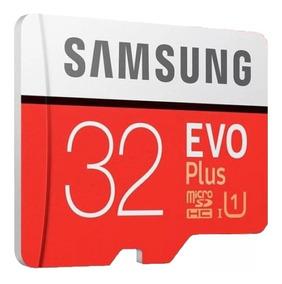 Cartão Micro Sd Evo 32gb Celular Samsung Galaxy A5 Sm-a500f