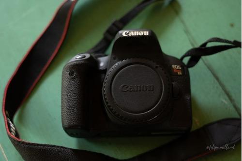 Canon T7i Somente O Corpo