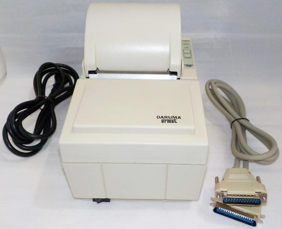 Impressora D Cupom Daruma Ds348 Matricial Cabo Paralelo Lpt1