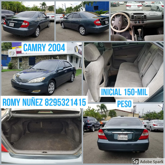 Toyota Camry Américana