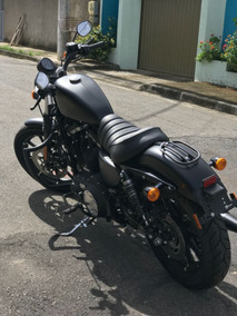Bagageiro Grelha Harley Xl1200 / 883 Iron / Forty-eight Inox
