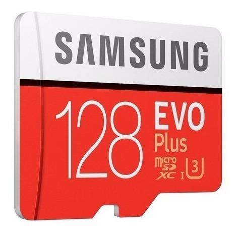 Cartão Samsung Micro Sdxc 128gb 100mb/s Celular Samsung Lg