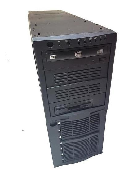 Servidor Torre Intel Dual Core 4gb 500hd - Preço Baixo