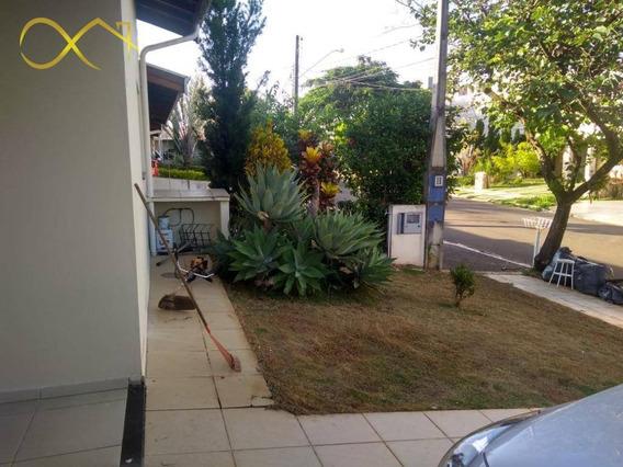 Casa Com 3 Dormitórios À Venda, 185 M² Por R$ 480.000,00 - Condomínio Campos Do Conde - Paulínia/sp - Ca1841