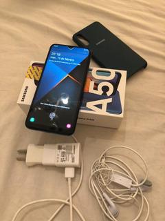 A50 Como Nuevo/permuto Por iPhone