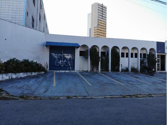 Galpão Em Jacarecanga, Fortaleza/ce De 1034m² Para Locação R$ 12.000,00/mes - Ga330626