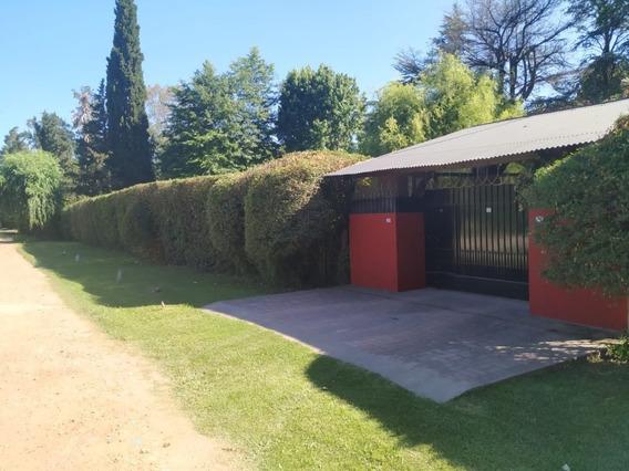 Casa Quinta Retasada En Pilar (oportunidad)