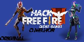 Melhor Hacker Free Fire Atualizado! 2 Tiros Envio Imediato