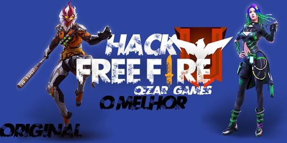Melhor Hacker Free Fire Atualizado! Envio Imediato Android!