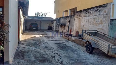 Casa Comercial À Venda, Jardim Anton Von Zuben, Campinas. - Ca0490