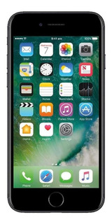 iPhone 7 Plus 128gb Preto Matte Usado Seminovo Muito Bom