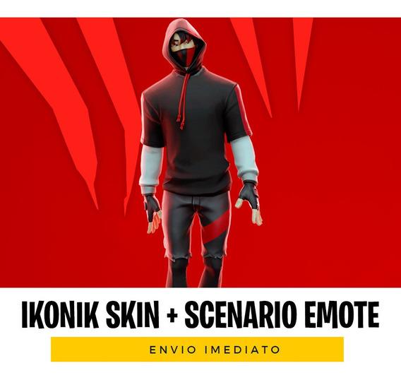 Skin Ikonik Fortnite Ps4 Xbox Pc Mobile