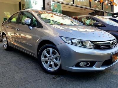Honda Civic Exr 2.0 16v Flex, Fme9412