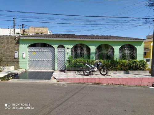 Casa Com 4 Dormitórios À Venda, 100 M² Por R$ 400.000,00 - Flores - Manaus/am - Ca3912