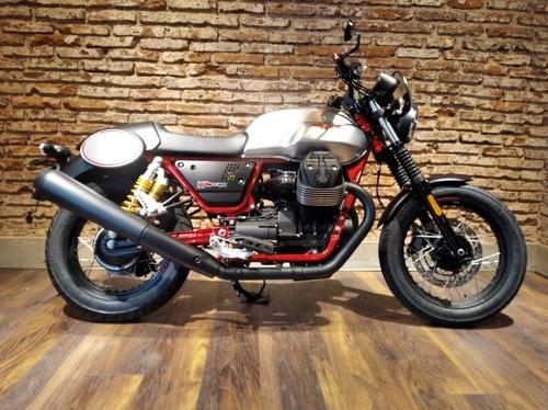 Moto Guzzi V7 Iii Racer 0km No Ducati Scrambler - Bamp Group
