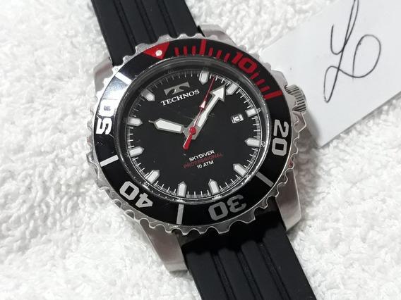 Relógio Technos Skydiver, Masculino, Lindo !