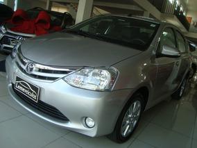 Toyota Etios Sedán Xls 1.5 16v Aut