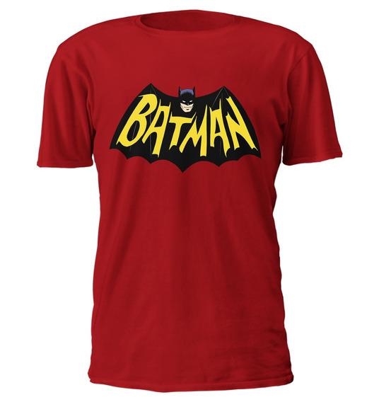 Camisa Camiseta Masculino Batman Heroi Morcego Personalizada