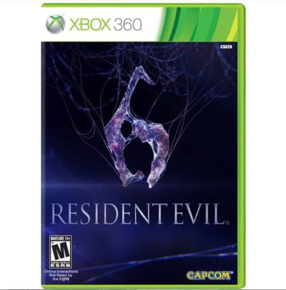 Resident Evil - Mídia Digital / Xbox 360 (leia A Descrição)