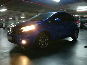 Nissan Note 1.6 Exclusive 110cv Cvt 2017