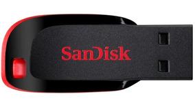 Kit Com 5 Unidades Pen Drive Sandisk 32 Gb Cruzer Blade