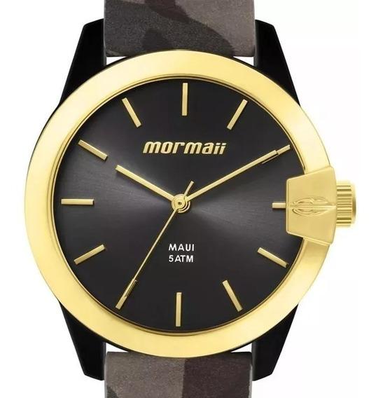 Relógio Mormaii Mauii Camuflado Feminino - Mo2035ik/8p