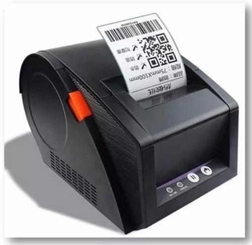 Impressora Termica Etiquetas Cod Barras Qr Code 80mm