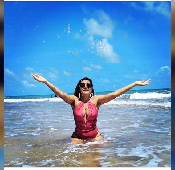 Maio Body Luxo Sol E Agua Vmp