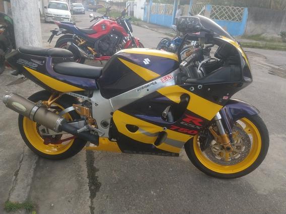 Suzuki Gsx-r 750r Srad