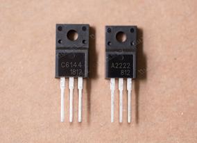 2 Pares De Transistores A2222 E C6144 Para Impressoras Epson