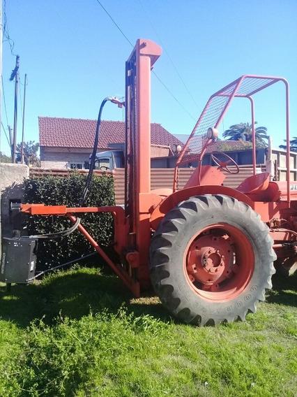 Hoyadora Tractor Fia