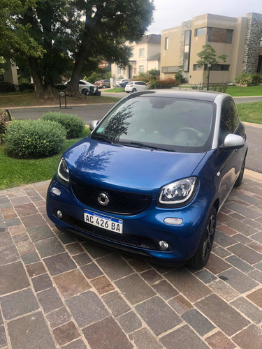 Smart Forfour 2018 1.0 Play