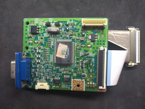 Placa Video Monitor Lcd Samsung 633nw