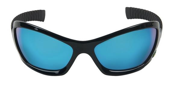 Óculos De Sol Spy 40 Bogu - Preto Brilho