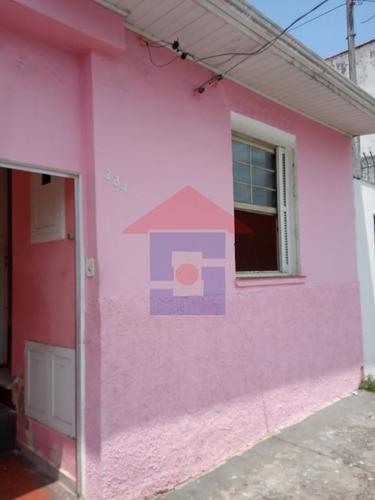 Casa Para Aluguel, 2 Quartos, Vila Monumento - São Paulo/sp - 5096