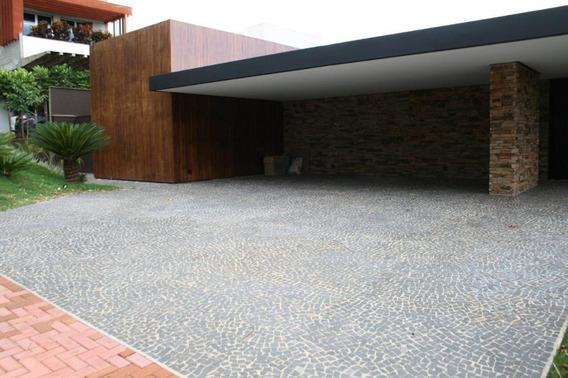 Casa Térrea, 542 M² Em Condomínio Fechado - Vila Do Golfe - Ribeirão Preto/sp - Ca1066