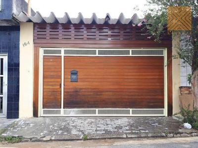 Casa Residencial À Venda, Jardim Ponte Rasa, São Paulo. - Ca0762