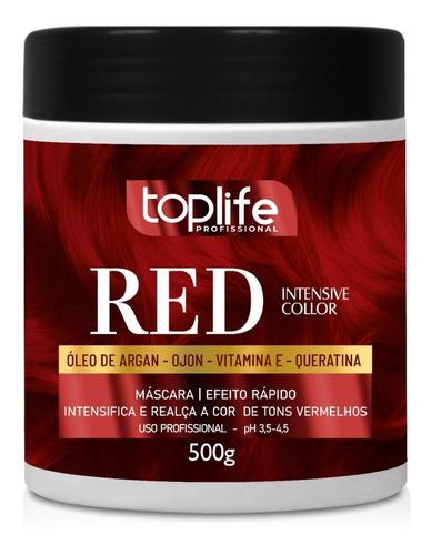 Máscara Matizadora Red Vermelho 500g Envio Imediato Original