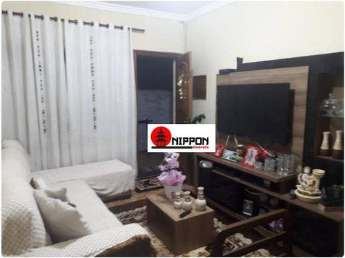 Casa Com 3 Dormitórios À Venda Por R$ 440.000 - Vila Milton - Guarulhos/são Paulo - Ca0227