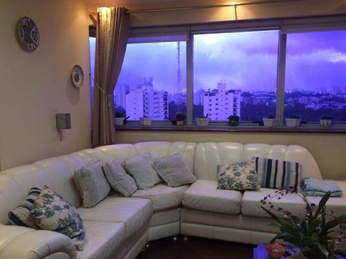 Imagem 1 de 30 de Apartamento Com 4 Dormitórios À Venda, 255 M² Por R$ 1.400.000,00 - Jardim Avelino - São Paulo/sp - Ap2133